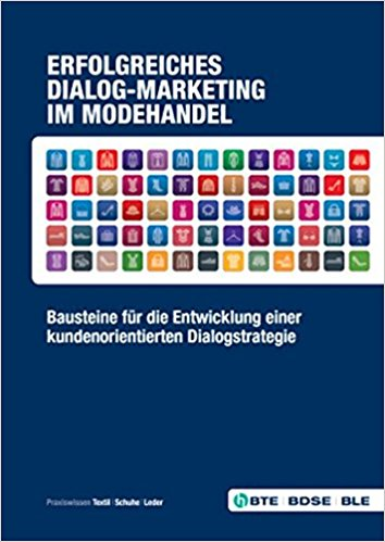 Book Cover: Erfolgreiches Dialog-Marketing im Modehandel