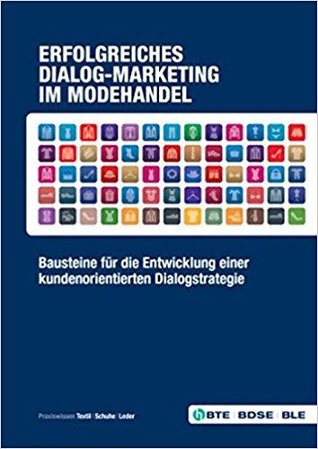 Book Cover: Erfolgreiches Dialog-Marketing im Modehandel