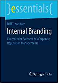 Book Cover: Internal Branding