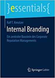 Book Cover: Internal Branding