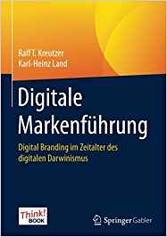 Book Cover: Digitale Markenführung
