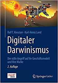 Book Cover: Digitaler Darwinismus