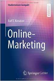 Book Cover: Online-Marketing