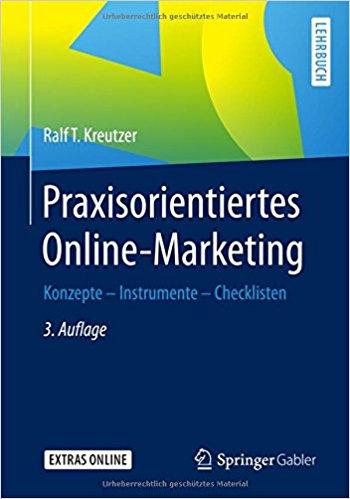 Book Cover: Praxisorientiertes Online-Marketing