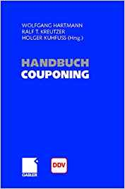 Book Cover: Handbuch Couponing