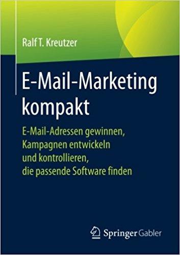 Book Cover: E-Mail-Marketing kompakt