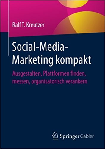 Book Cover: Social-Media-Marketing kompakt
