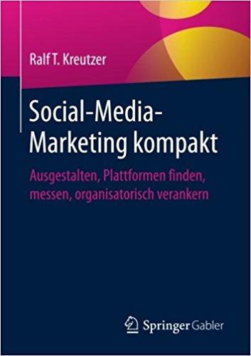 Book Cover: Social-Media-Marketing kompakt
