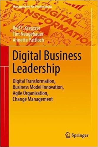 Book Cover: Digital Business Leadership