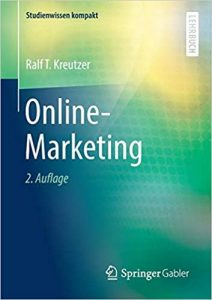 Book Cover: Online-Marketing 2. Auflage