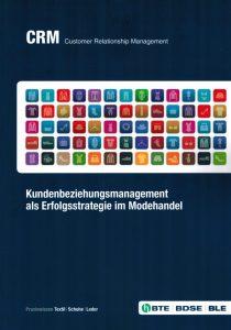 Book Cover: Kundenbeziehungsmanagement als Erfolgsstrategie im Modehandel