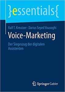 Book Cover: Voice-Marketing
