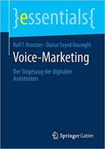 Book Cover: Voice-Marketing