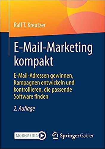 Book Cover: E-Mail-Marketing - kompakt