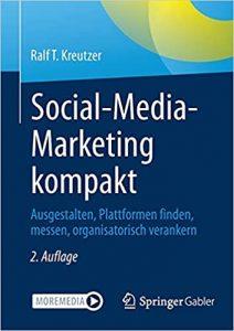 Book Cover: Social-Media-Marketing - kompakt