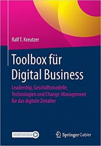 Book Cover: Toolbox für Digital Business